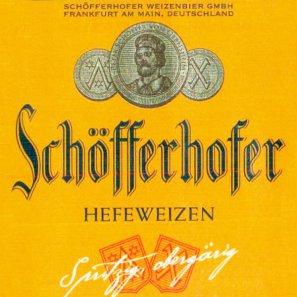 Шофферхофер Хефевайзен / Schofferhofer Heweweizen, keg. алк.5%