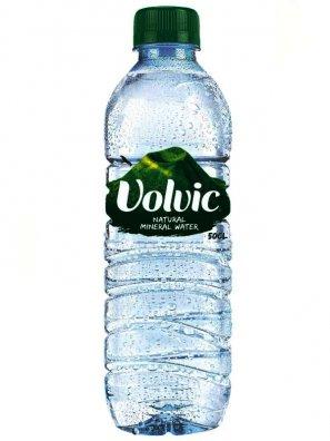 Вода мин.негаз Вольвик / Volvic, 0,5л.пл.бут.