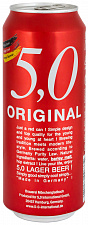 Пиво 5,0 Ориджинал светлое ж/б