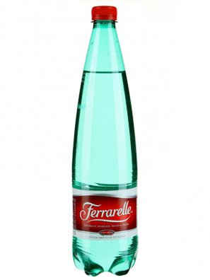 Вода Феррарель газ. / Ferrarelle 0,5л. пл.бут.