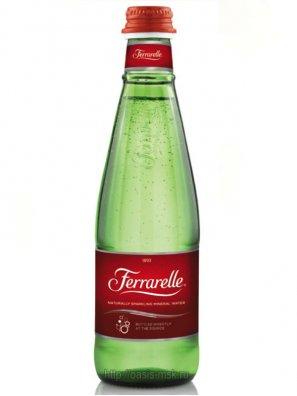 Вода Феррарель газ. / Ferrarelle 0,33л.бут.