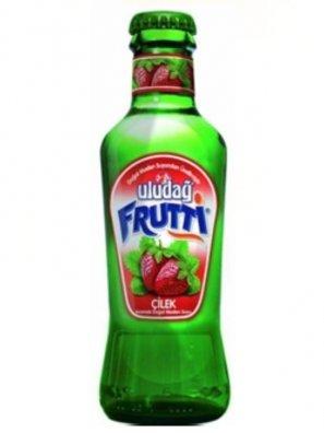 Напиток б/а  Улудаг Фрутти со вк. клубники / Uludag Frutti 0,2л.