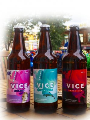 Напиток Вайс Классик / Vice Classic 0,5л.