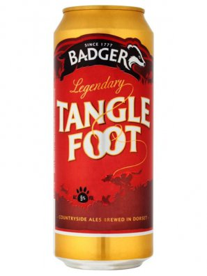 Баджер Тэнгл Фут / Badger Tangle Foot 0,5л. алк.5,0%