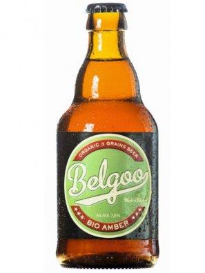 Бельгу Био Амбер / Belgoo Bio Amber 0,33л. алк.7,8%