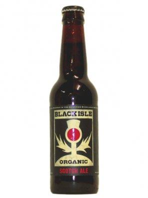 Блэк Исл Органик Скотч Эль / Black Isle Organic Scotch Ale 0,33л. алк.6,8%