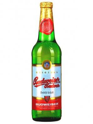 Будвайзер / Budweiser 0,5л. алк 5%