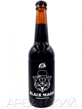 АФ Брю Блэк Мэджик / AF Brew Black Magic 0,5л. алк.5,8%
