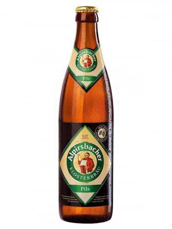 Алпирсбахер Клостерброй Пилс / Alpirsbacher Klosterbraeu Pils 0,5л. алк.4,9%