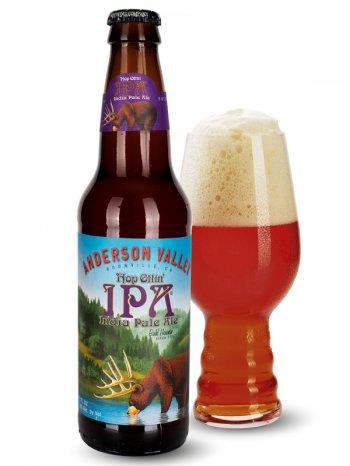 Андерсон Валей Хоп Оттин ИПА / Anderson Valley Hop Ottin IPA 0,355л. алк.7%