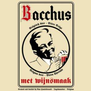 БАХУС ФРАМБУА малиновое / Bacchus Frambozenbier, keg. алк.5%