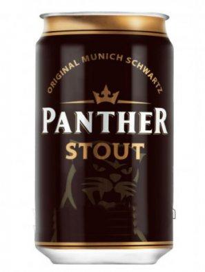 Бали Хай Панзер Стаут / Bali Hai Panther Stout 0,33л. алк.4,9