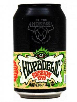Бай Зе Хорнс Хопаделик / By The Horns Hopadelic 0,33л. алк.4,3% ж/б.