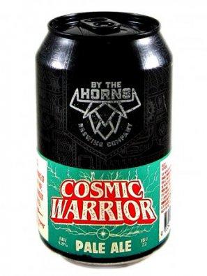 Бай Зе Хорнс Космик Уорио/By The Horns Cosmic Warrior 0,33л. алк.4,8% ж/б.