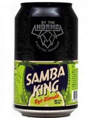 Бай Зе Хорнс Самба Кинг / By The Horns Samba King 0,33л. алк.5,1% ж/б.