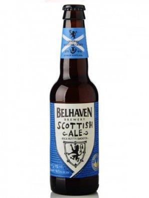 Белхеван Скоттиш Эль / Belhaven Scottish Ale 0,33л. алк.5,2%