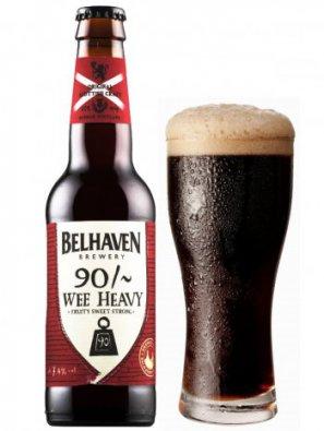 Белхеван Вии Хэви 90 Шиллингов / Belhaven 90/~ Wee Heavy 0,33л. алк.7,4%