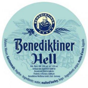 Бенедиктинер Хелль / Benedektiner Hell, keg. алк.5%