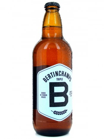 Бертинчампс Трипль / Bertinchamps Triple 0,5л. алк.8%