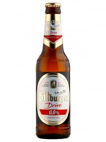 Битбургер / Bitburger Drive Alkoholfrei 0,33л. б/алк.