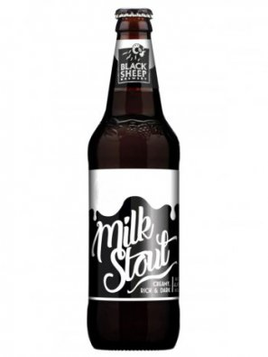 Блэк Шип Милк Стаут / Black Sheep Milk Stout 0,5л. алк.4,4%