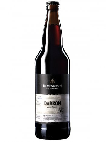 Брауфактум Даркон / BraufactuM Darkon 0,65л. алк.5,4%