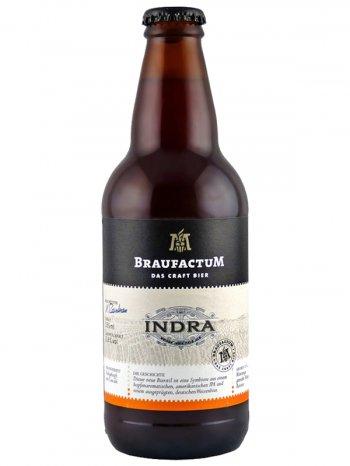 Брауфактум Индра / BraufactuM Indra 0,355л. алк.6,8%