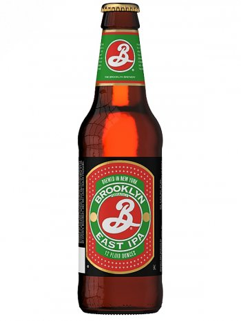 Бруклин Ист ИПА / Brooklyn East IPA 0,355л. алк.6,9%