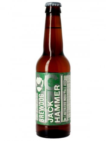 Брюдог Джек Хаммер / BrewDog Jack Hammer 0,33л. алк.7,2%