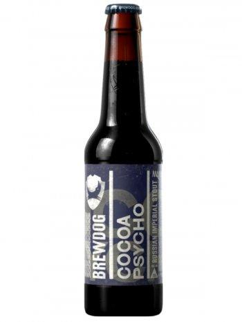 Брюдог Кока Психо / BrewDog Cocoa Psycho 0,33л. алк.10%