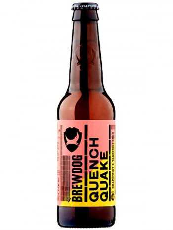 Брюдог Куэнч Куэйк / BrewDog Quench Quake 0,33л. алк.4,6%