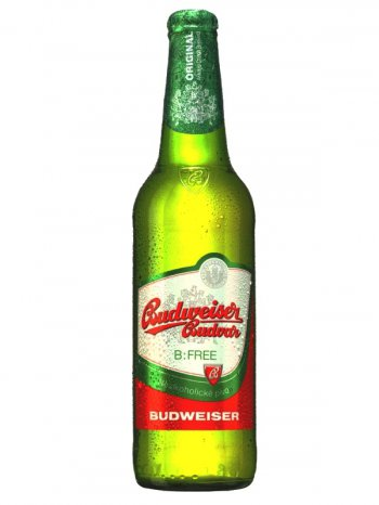 Будвайзер б/а / Budweiser 0,5л.