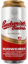 Пиво Бадвейзер светлое ж/б