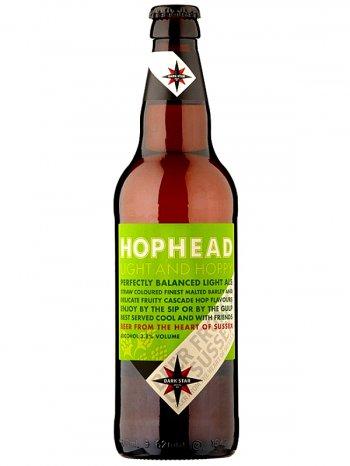Дарк Стар Хопхед / Dark Star Hophead 0,5л. алк.3,8%