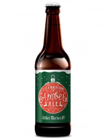 Джоус Амбер Эль / Jaws Amber Ale 0,5л. алк.7,7%