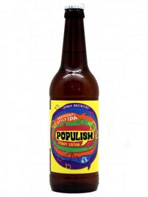 Джоус Популизм (Мозаик Эдишн) / Jaws Populism Mosaic Edition 0,5л. алк.6,5%