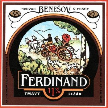 ФЕРДИНАНД ЛАГЕР ТЕМНОЕ / Ferdinand Lager Dark, keg. алк.4,5%