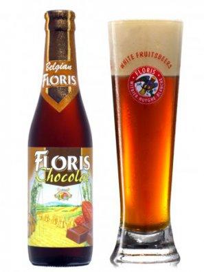 Флорис шоколад / Floris Chocolate 0,33л. алк.4,2%