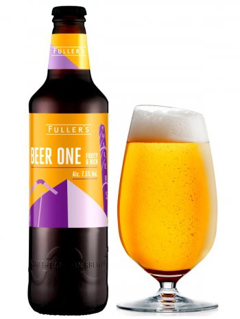 Фуллерс Бир Ван / Fullers Beer One 0,5л. алк.7,5%