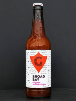 ГУСИ Фруктовый ИПА / Gusi Broad Bay IPA  алк.6,7%