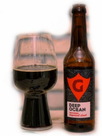 ГУСИ Русский Имперский Стаут / Gusi Russian Imperial Stout 0,33л. алк.12%