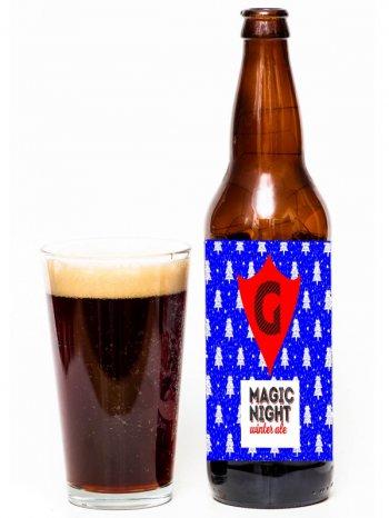ГУСИ Зимний Эль / GUSI MAGIC NIGHT winter ale 0,5л. алк.6,8%