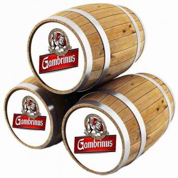 Гамбринус Премиум / Gambrinus Premium, key. алк.5,2%