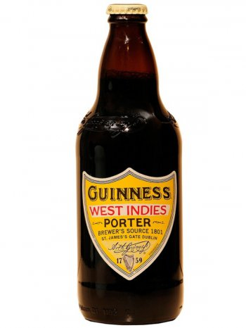 Гиннесс Вест Индиес Портер / Guinness West Indies Porter 0,5л. алк.6%