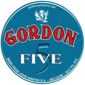 Гордон Файв / Gordon Five, keg. алк.5%