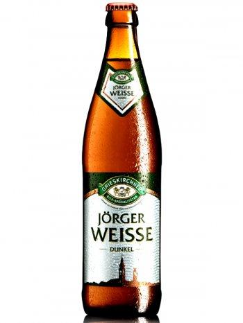 Грискирхнер Ергер Вайсе Хефетруб / Grieskircher Jorger Weisse 0,5л. алк.5,1%