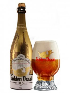 Гульден Драк Брюмастерс / Gulden Draak Brewmaster 0,75л. алк.10,5%