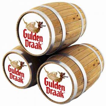 Гульден Драк 708 / Gulden Draak 708, keg. алк.10,5%