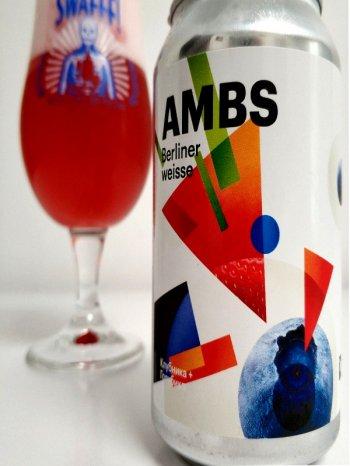 Хаусман АМБС / Hausmann AMBC 0,33л. алк.4% ж/б.