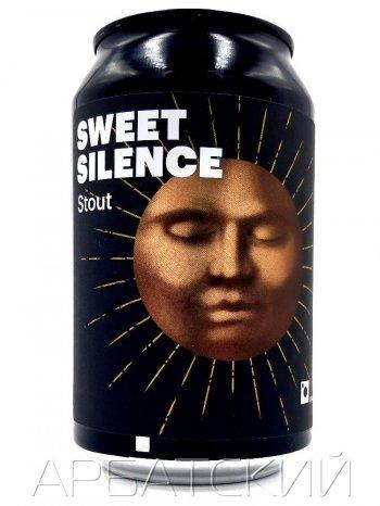 Хаусман Портер / Hausman Sweet silence 0,33л. алк.6% ж/б.